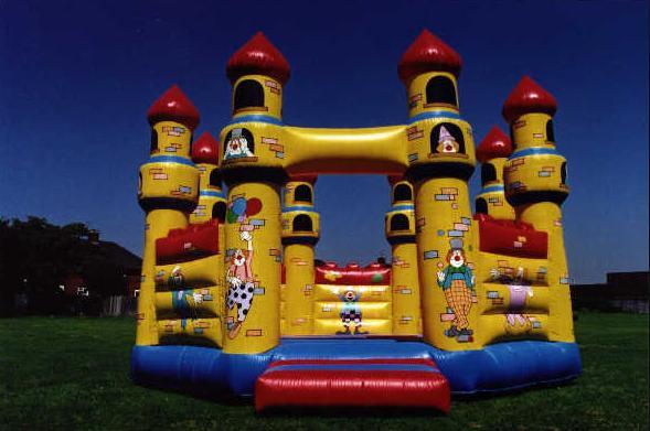 Bouncy Castle Manufacturer