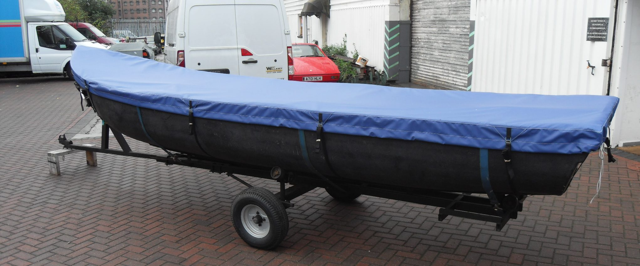 Custom PVC Boat Covers