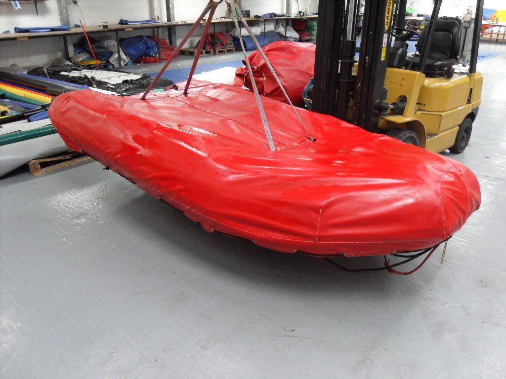 Custom PVC Boat Covers