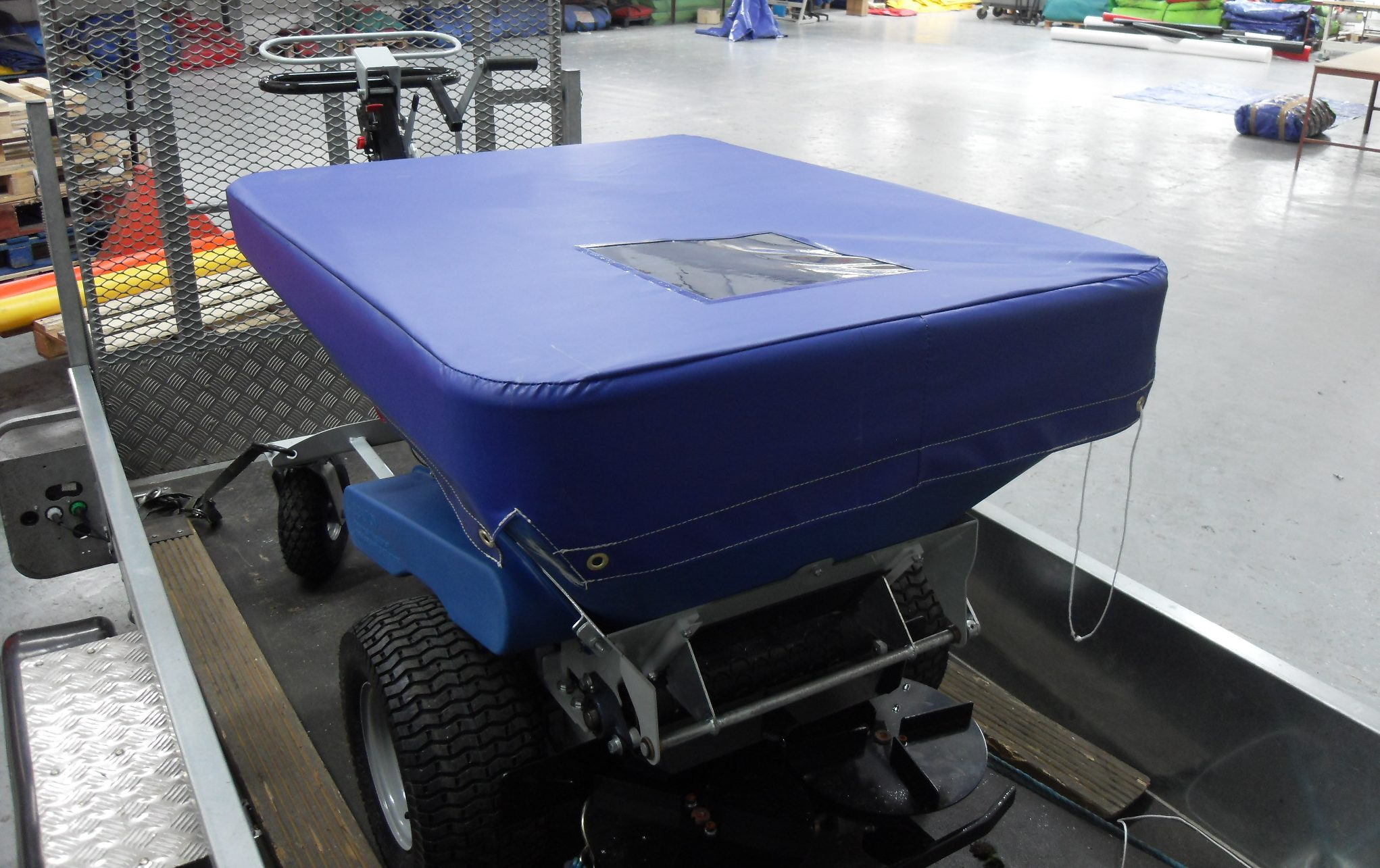 Custom PVC Vehicle Covers