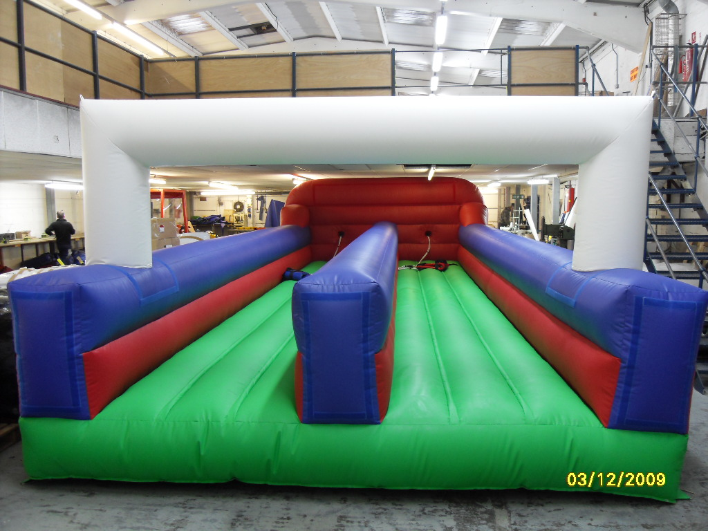 Inflatable Game Manufacturer