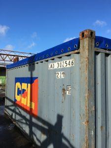 Container Tarpaulins