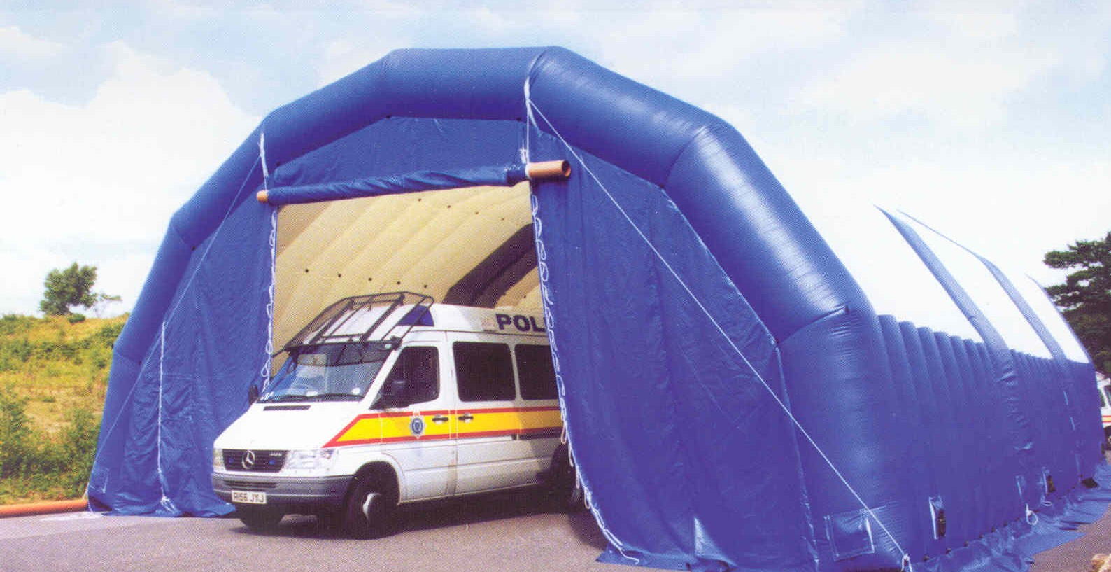 Inflatable Structures Manufacturer