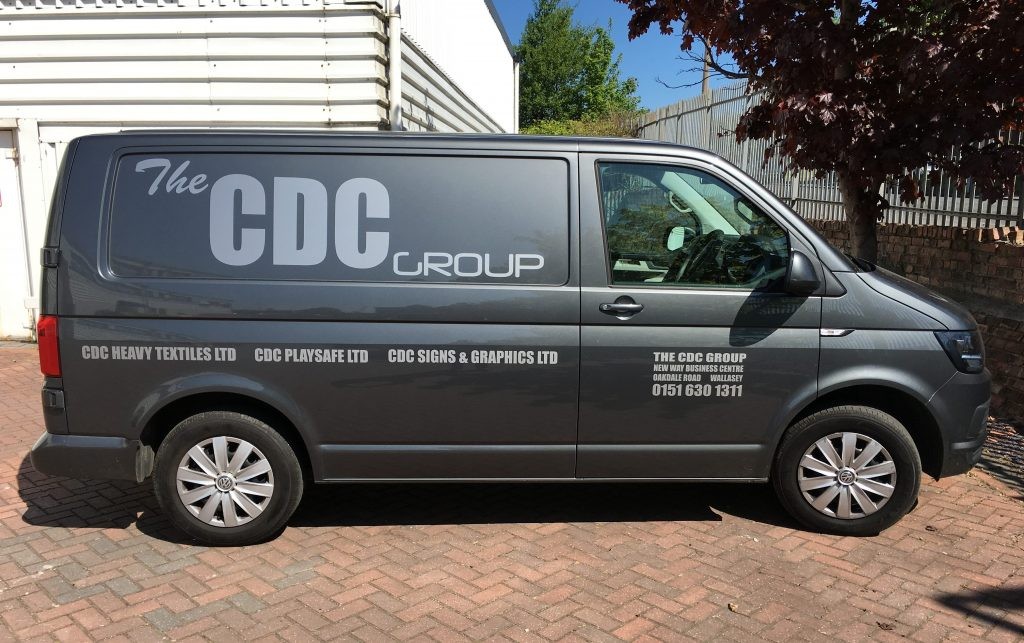 Printed Vehicle Graphics